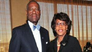 Maxine Waters' Husband Sid Williams