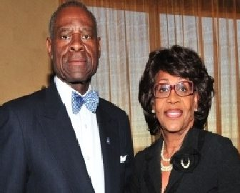 Maxine Waters' Husband Sid Williams