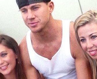 Channing Tatum's High School Girlfriend Susan Rawnsley