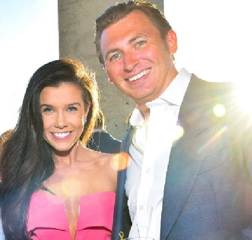 Meghan Mccain Bio: Trump Exec Brianna Ehland's Husband Cory Perlson (Bio, Wiki
