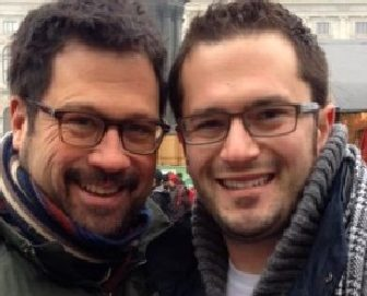 David Daniels' Husband Scott Walters