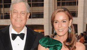 David Koch's Wife Julia Koch