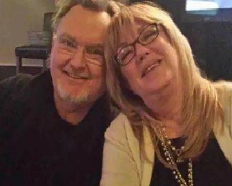 Ed King's Wife Sharon Brock