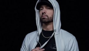 Who is Eminem's current Girlfriend?