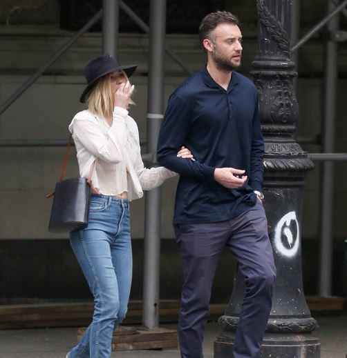 Jennifer Lawrences New Boyfriend Cooke Maroney Bio Wiki