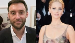 Jennifer Lawrence's New Boyfriend Cooke Maroney