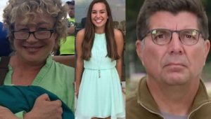 Mollie Tibbetts' parents Rob Tibbetts & Laura Calderwood