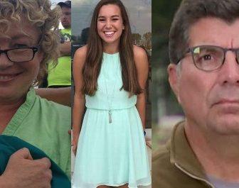 Mollie Tibbetts' parents Rob Tibbetts & Laura Calderwood
