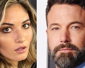 Ben Affleck's Date Shauna Sexton