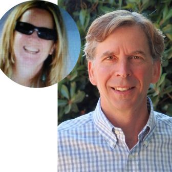 Christine Blasey Ford's husband Russell Ford