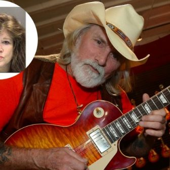 Dickey Betts' wife Donna Betts