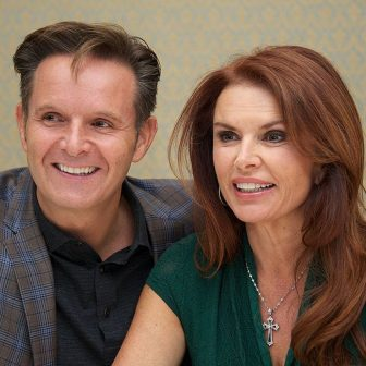 Mark Burnett's Wife Roma Downey