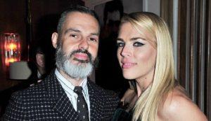 Busy Philipps' husband Marc Silverstein