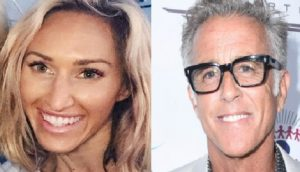 Christopher Lawford's Wife Mercedes Miller