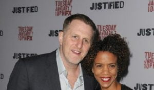 Michael Rapaport's Wife Kebe Dunn