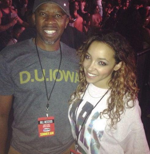 Tinashe S Parents Michael Amp Aimie Kachingwe Bio Wiki