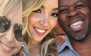 Tinashe's Parents Michael & Aimie Kachingwe