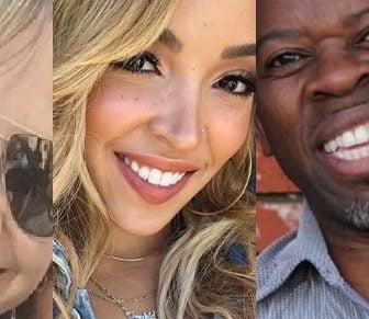 Tinashe's Parents Michael & Aimie Kachingwe