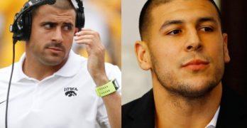 Aaron Hernandez' Older Brother Jonathan Hernandez