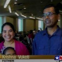 Krishna Vukoti & Chandrakala Jandyam
