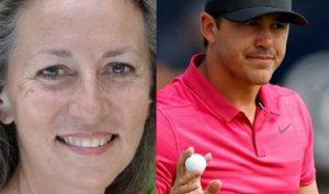 Corine Remande Ryder Cup left Blind