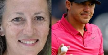 Corine Remande Ryder Cup left Blind