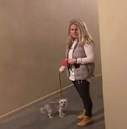 Hilary Brooke Mueller Fired After Blocking Black Man from ... Hilary Mueller