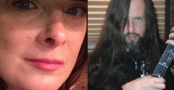 All That Remains Guitarist Oli Herbert's Wife Beth Herbert