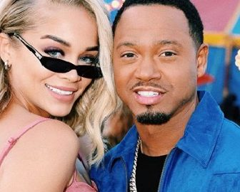 Terrence J's Girlfriend Jasmine Sanders