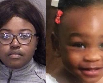 Tiaundra Christon Mother of Missing 2-year-old Hazana Anderson