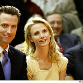 Meet Gavin Newsom's Wife Jennifer Siebel Newsom
