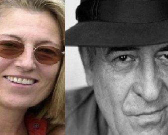 Bernardo Bertolucci's Wife Clare Peploe