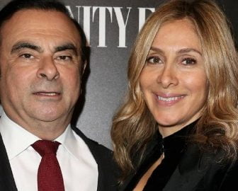 Carlos Ghosn's Wife Carole Ghosn