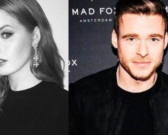 Meet Richard Madden's new Girlfriend Ellie Bamber