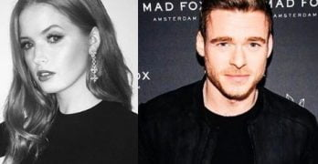 Meet Richard Madden's new Girlfriend Ellie Bamber