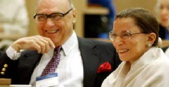 Ruth Bader Ginsburg's Husband Martin D. Ginsburg
