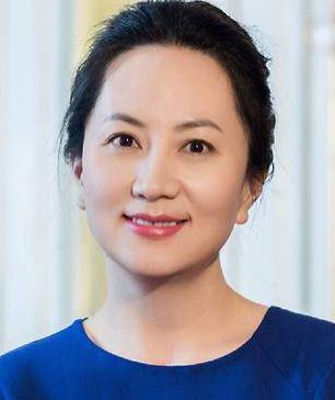 Meng Wanzhou/ Sabrina Meng