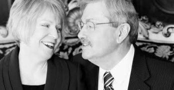 U.S Ambassador Terry Branstad's Wife Christine Branstad