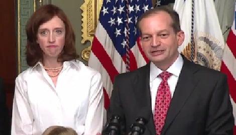 Alexander Acosta's Wife Jan Elizabeth Acosta