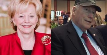 Dick Cheney's Wife Lynne Cheney
