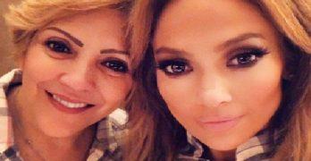 Jennifer Lopez' Mom Guadalupe Rodriguez