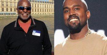 Kanye West's step-father Ulysses Blakeley