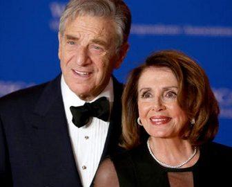 Nancy Pelosi's Husband Paul Pelosi