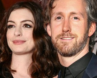 Anne Hathaway's husband Adam Shulman