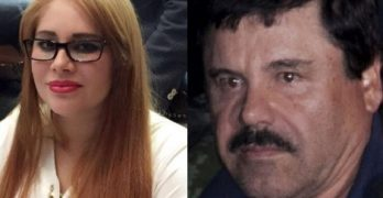 El Chapo's Mistress Lucero Guadalupe Sanchez Lopez