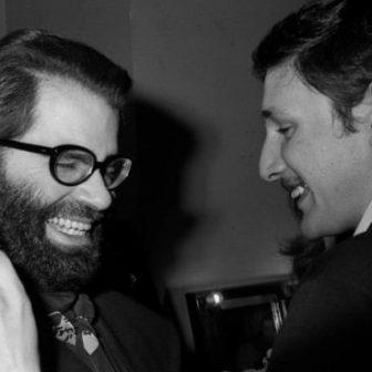 Karl Lagerfeld's Boyfriend Jacques de Bascher