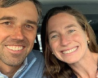 Beto O'Rourke's Wife Amy Hoover Sanders