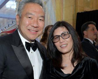 Kevin Tsujihara's Wife Sandy Tsujihara