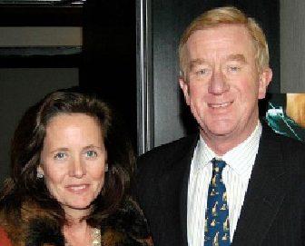 Bill Weld's Wife Leslie Marshall