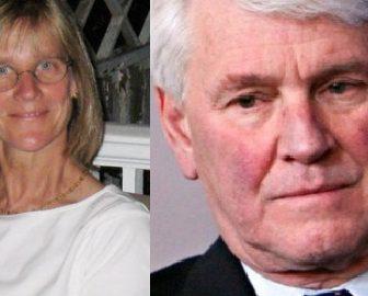 Greg Craig's Wife Derry Noyes